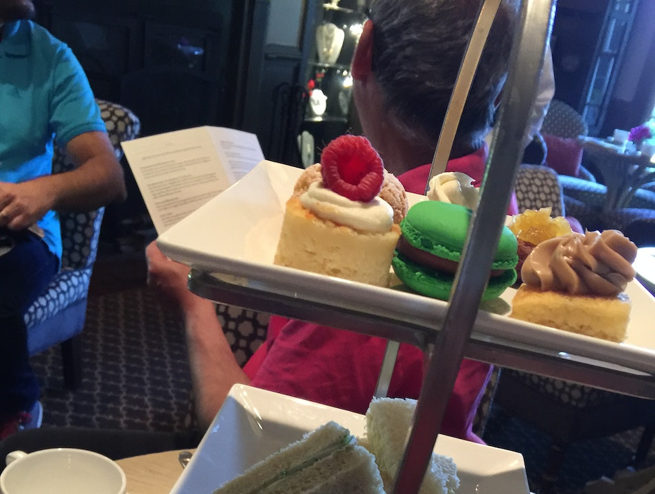 Afternoon Tea - An Exquisite Tradition Pittsboro North Carolina United States