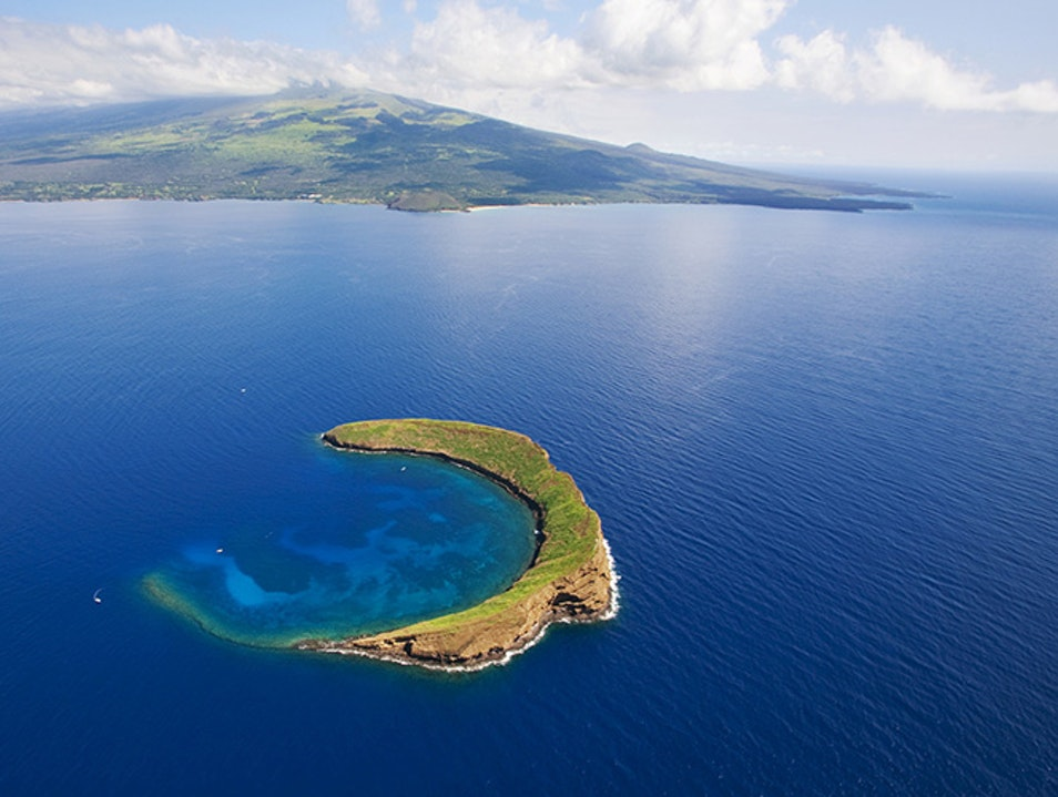 Molokini Kihei Hawaii United States