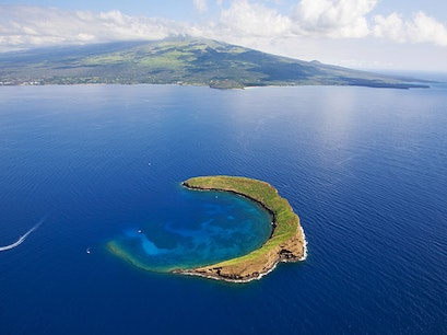 Molokini Crater Maui Hawaii United States