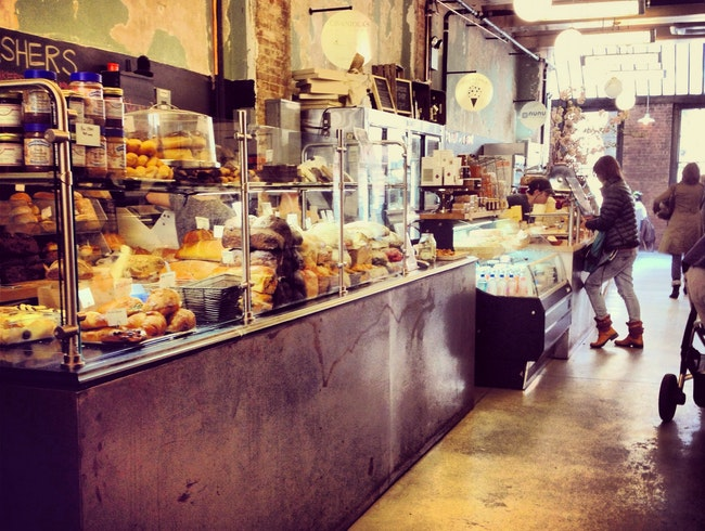 One-stop Gourmet Market in Tribeca