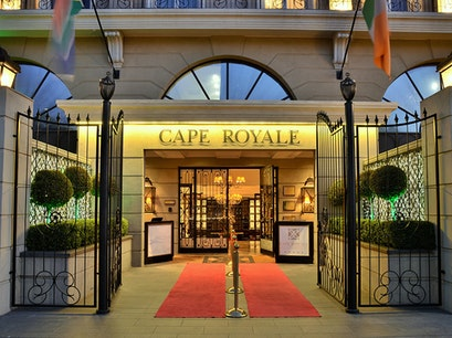 Cape Royale Luxury Hotel & Spa  Cape Town  South Africa