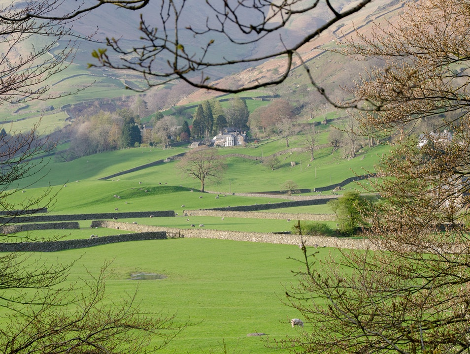 Beautiful Village in the Heart of the Lake District