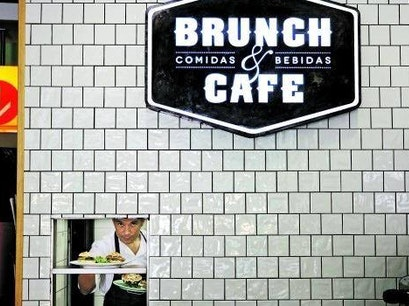 Brunch Cafe Lisbon  Portugal