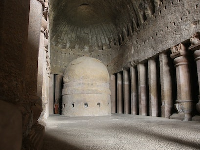Kanheri Caves Mumbai  India