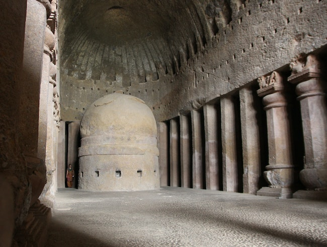 Explore Ancient Buddhist Caves