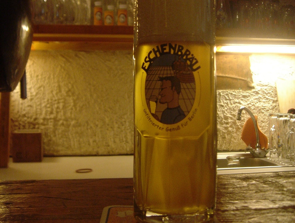 Eschenbräu Brewery Berlin  Germany