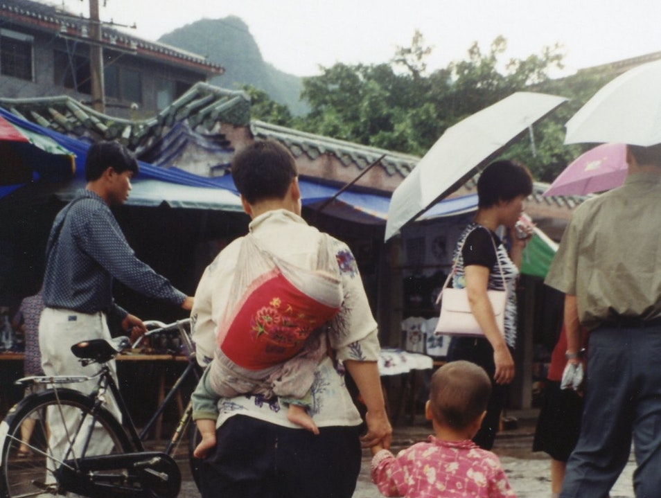 Marketplace: Anywhere, China Guilin  China