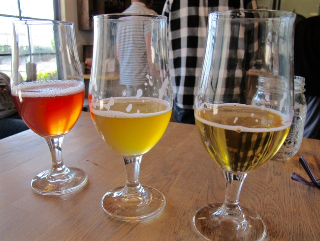 Spend an Afternoon Sampling Craft Beer In Torrance