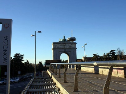 Moncloa Madrid  Spain