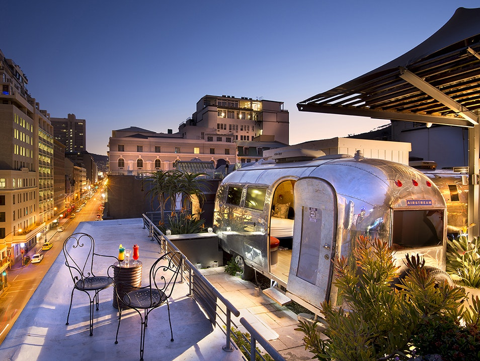 The Grand Daddy Hotel  Cape Town  South Africa