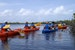 Kayaking in Cayman Brac National Trust Parrot Reserve  Cayman Islands