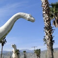 World's Biggest Dinosaurs Gift Store Cabazon California United States