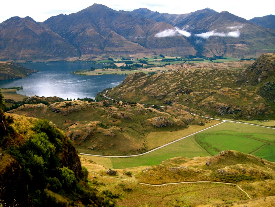 Wanaka Walk Wanaka  New Zealand