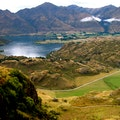 Diamond Lake Wanaka  New Zealand