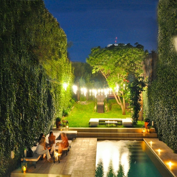 Habitually Chic Beautiful In Buenos Aires: The Oasis Clubhouse