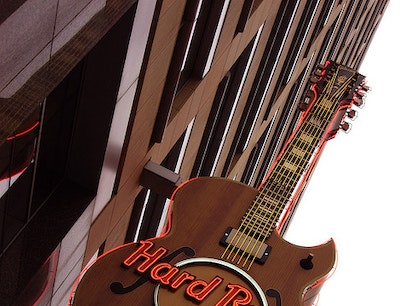Hard Rock Cafe Detroit Detroit Michigan United States