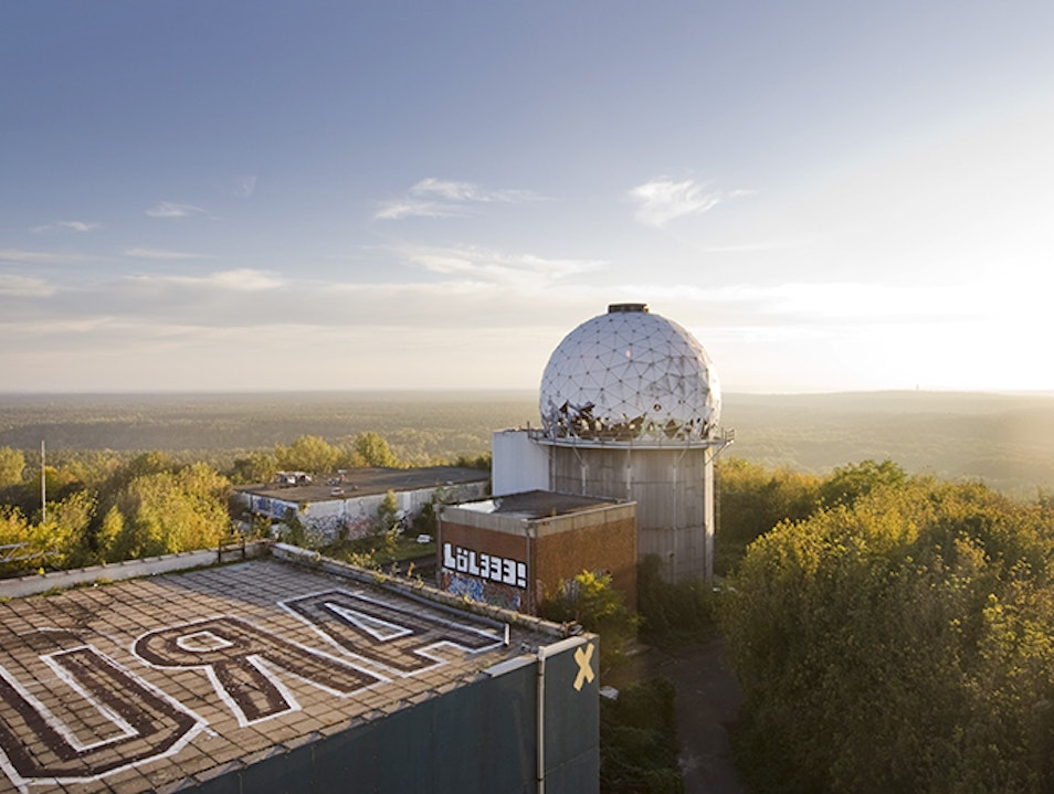 Teufelsberg | Teufelsberg Hill Berlin  Germany