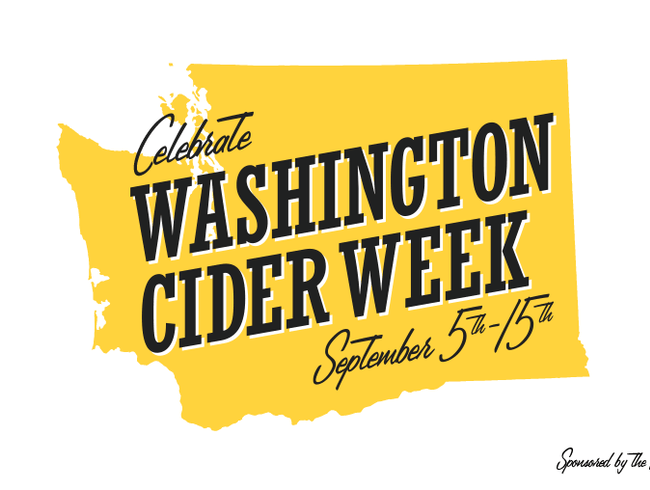 Washington Cider week