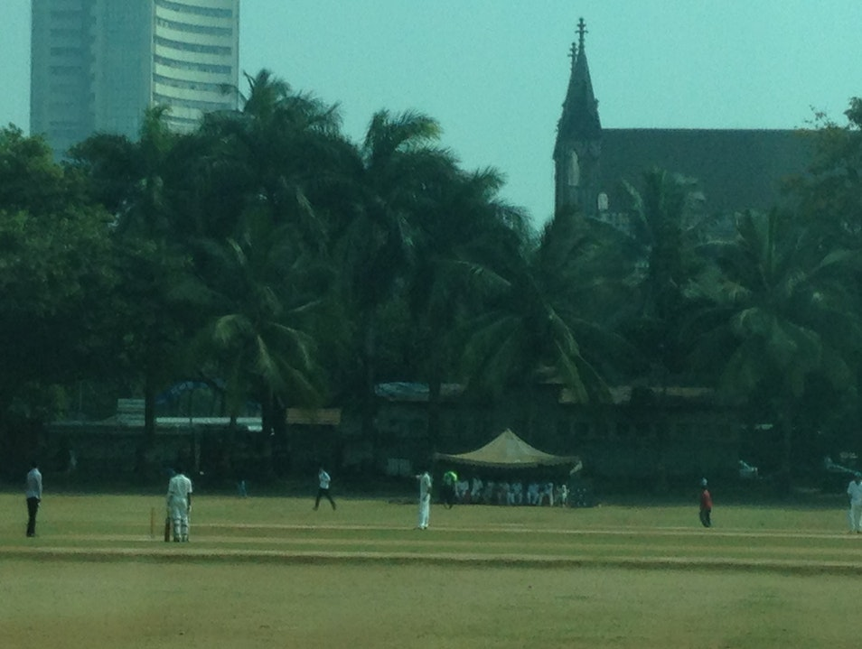 Cricket in Mumbai