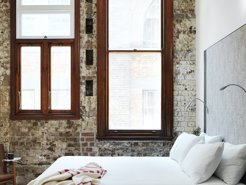 Clare Room: historic luxury in Chippendale