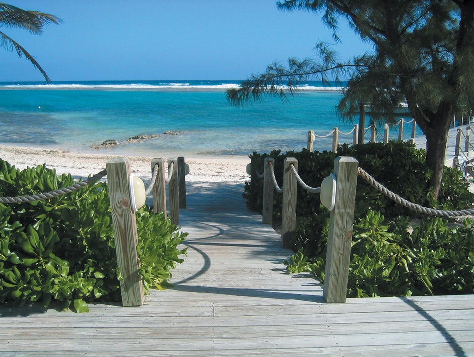 Paradise, also known as Cayman Brac