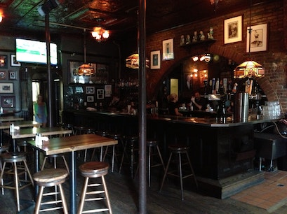 John D. McGurk's Irish Pub and Garden St. Louis Missouri United States