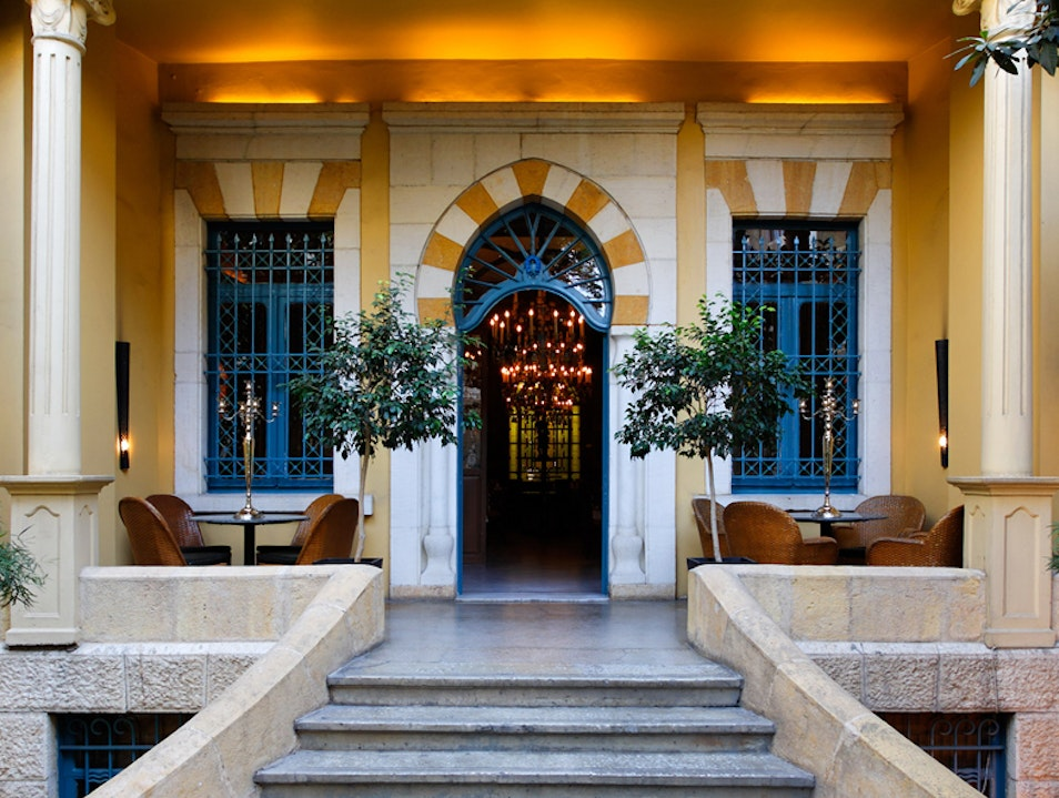 A Boutique Hotel in Beirut, Lebanon