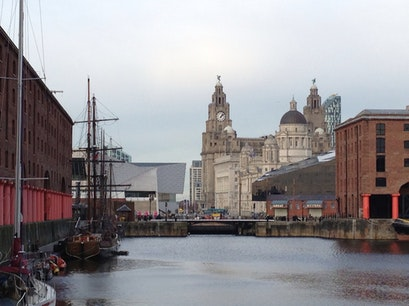 Albert Dock Liverpool  United Kingdom