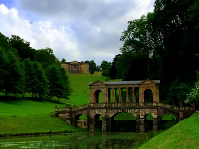 Prior Park Landscape Garden Bath  United Kingdom