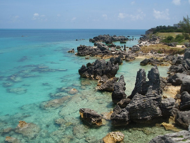 Snorkeling and Sun-Seeking at Bermuda's Calm Coves: Tobacco Bay and Church Bay