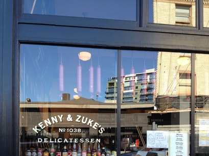 Kenny & Zuke's Delicatessen Portland Oregon United States