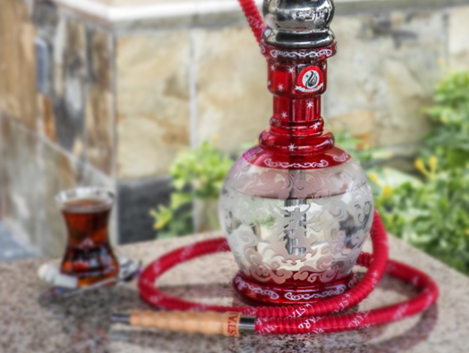 Turkish Tea and Hookah Lake Mary Florida United States