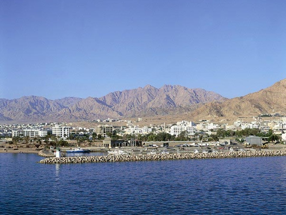 Living in Aqaba Aqaba  Jordan