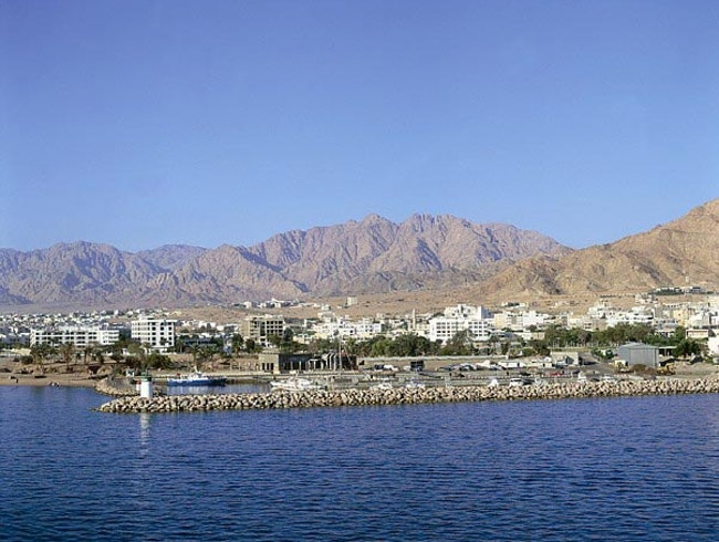 Living in Aqaba