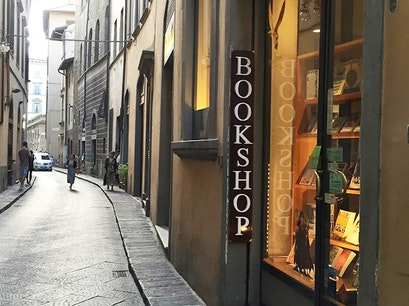 Paperback Exchange Florence  Italy