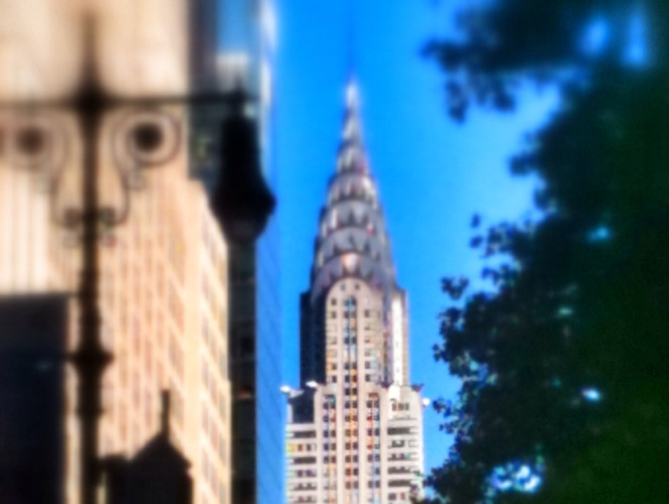 Chrysler Building New York New York United States