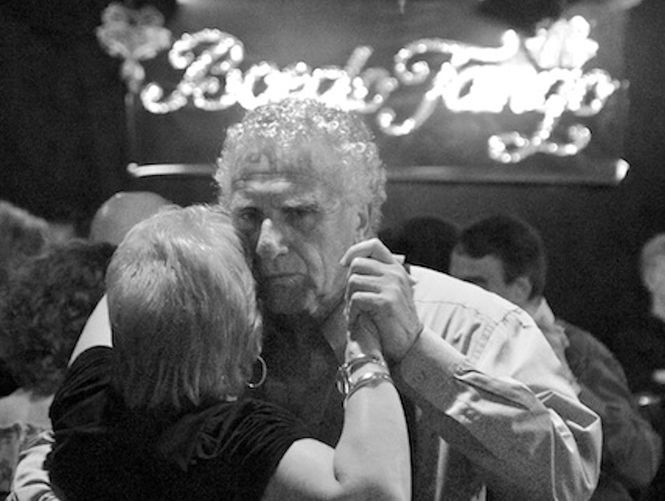 Tango with the Locals Buenos Aires  Argentina