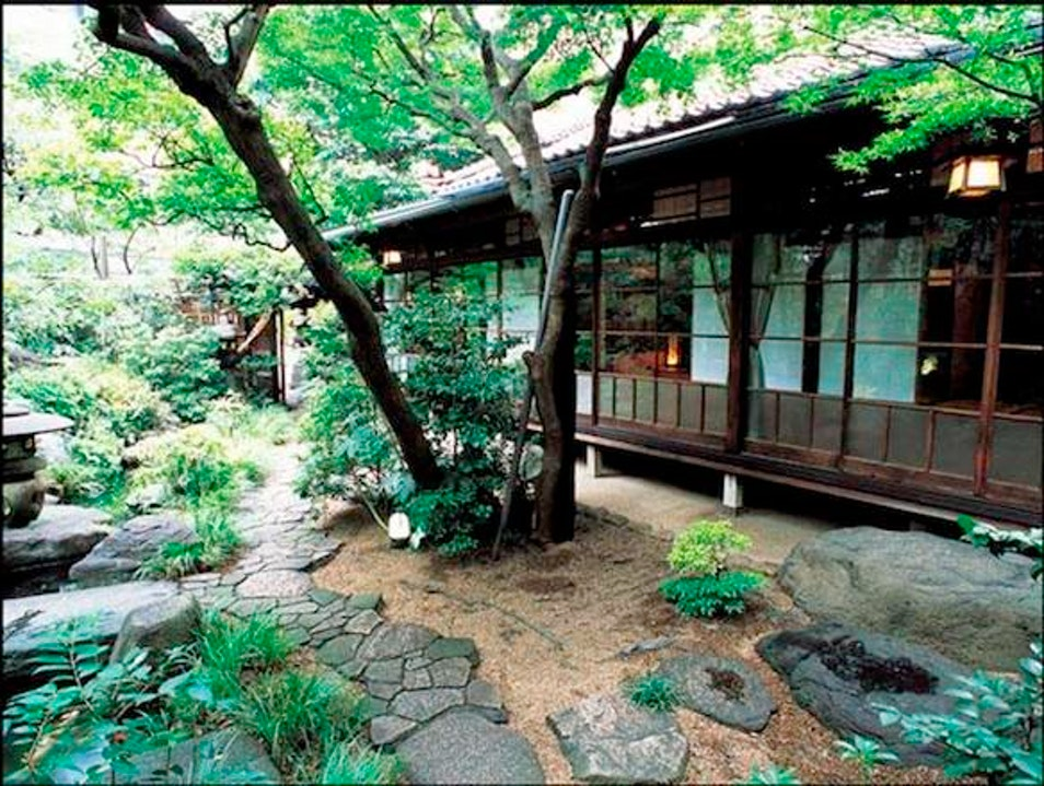 Stay at a Novelist's Home Taito City  Japan
