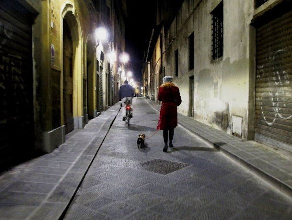"""Experiencing the """"Real"""" Florence: The Oltrarno Neighborhood"""