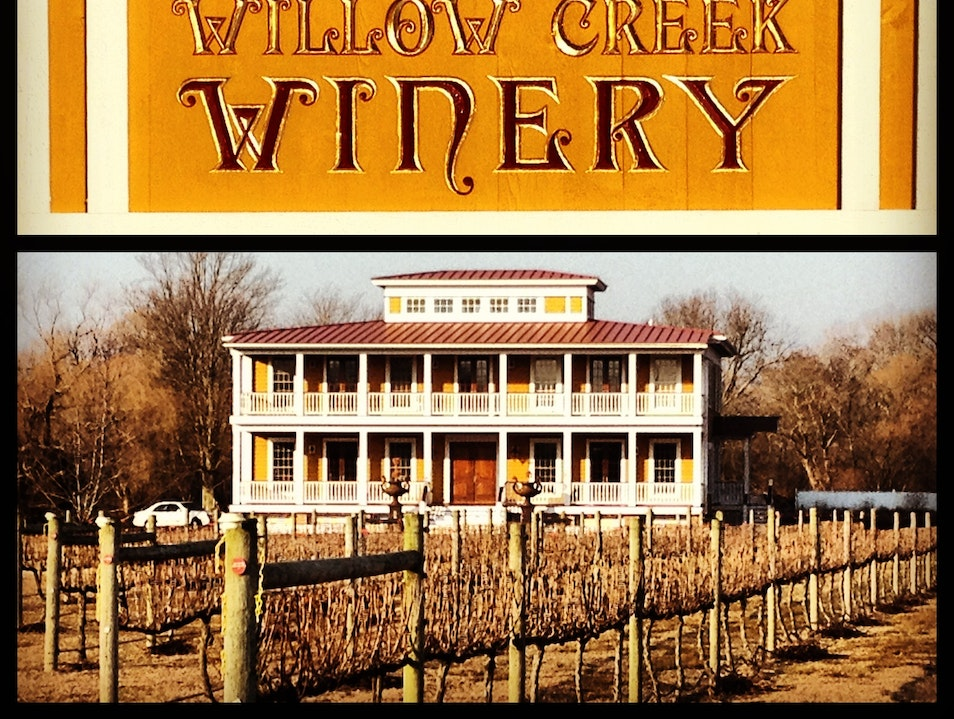 Willow Creek Winery in Cape May West Cape May New Jersey United States