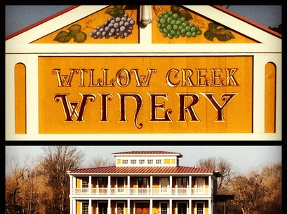 WIllow Creek Winery and Farm West Cape May New Jersey United States