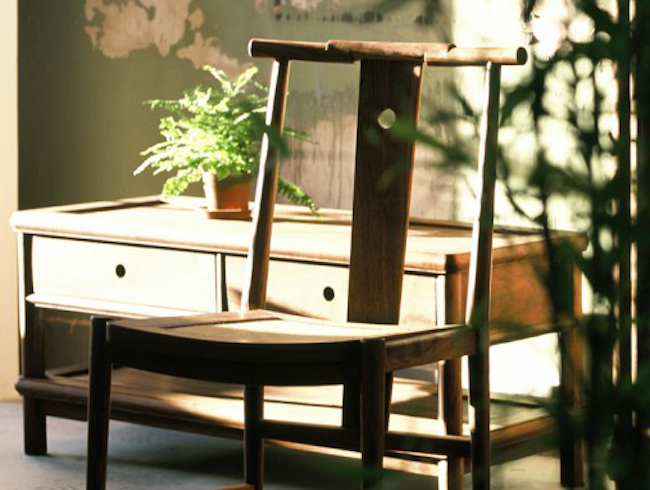 Beautiful furniture, vintage treasures and Chinese designer pieces