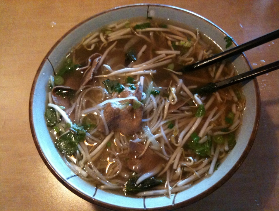 Cheap & Delicious Pho at Noodles Ranch Scottsdale Arizona United States