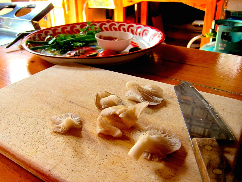 Farm to Table Cooking Lessons: Thai Style Chiang Mai  Thailand