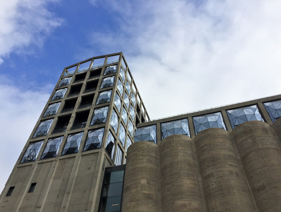 Cape Town's Newest Luxury Gem: The Silo Hotel Cape Town  South Africa