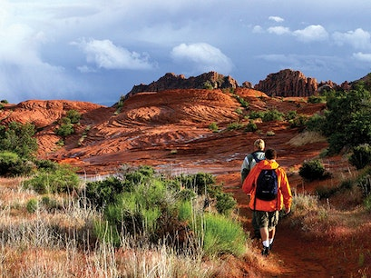 Snow Canyon State Park Ivins Utah United States