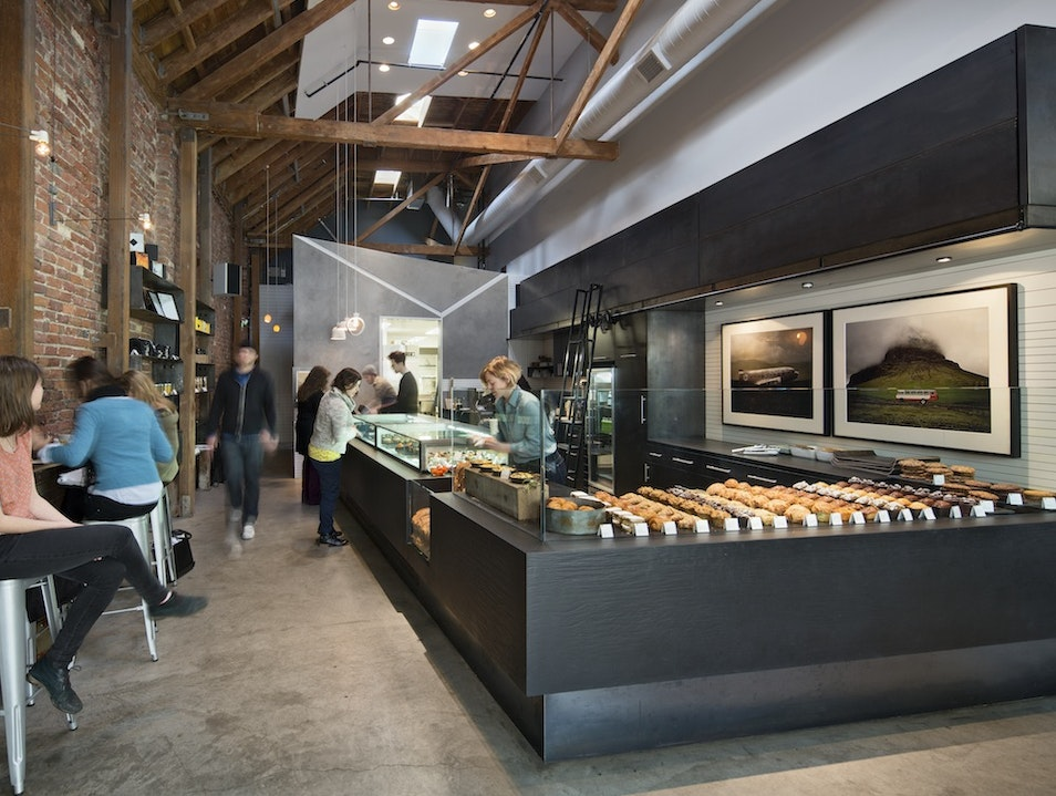 Visit Craftsman & Wolves for a Modern Spin on Classic Pastries San Francisco California United States