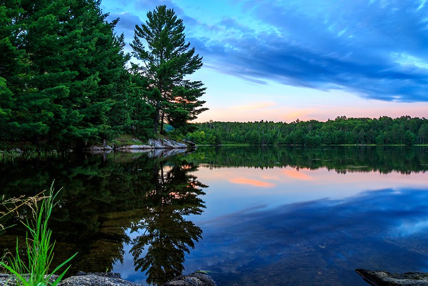 Water makes up more than 40 percent of Voyageurs National Park, making it the perfect location for an abundance of water activities.