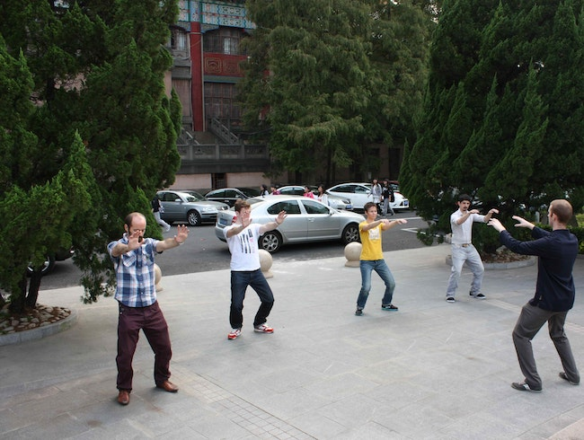 Newman Tours: Gangsters, historians and kung fu masters