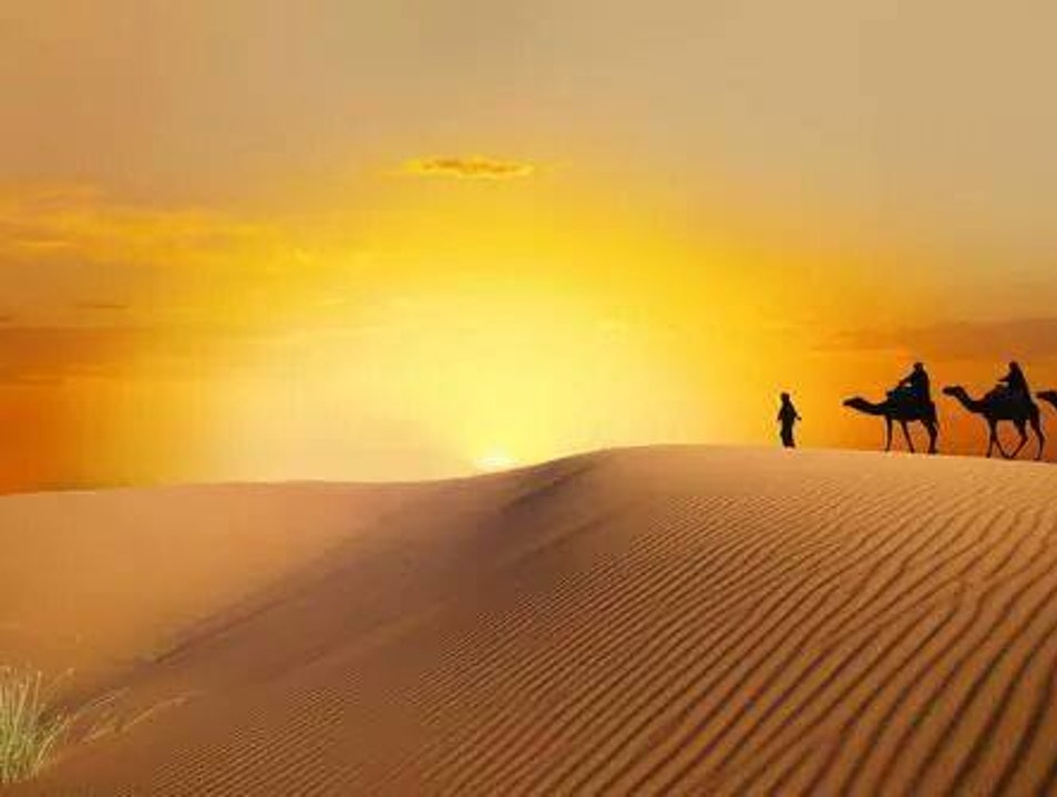 Camel Trekking in Morocco, Morocco Desert Tours, Guided Tours in Morocco